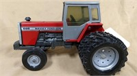 698 Massey Ferguson tractor with cab and duals