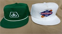 2 Pioneer Hats 65th Anniv Box