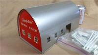 Friendly Acres Dairy Farm Set w/box