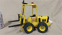 Metal Tonka forklift, manual lift action #52900