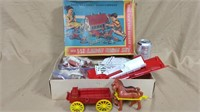 Auburn Large Farm Set #553 In Box