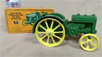 John Deere 1923 Model D Tractor#500-8141. In box
