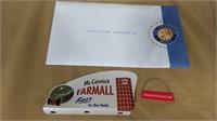 1;12 Franklin Mint Farmall Super A