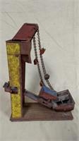 Ohio Art 3 Pcs. water pump, sifter, sand loader.