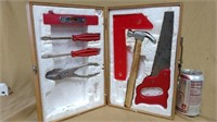 Children's Tool Set In Case