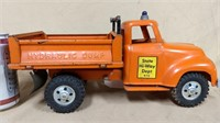 Tonka Hydraulic Dump Truck State Hi-Way Dept 975