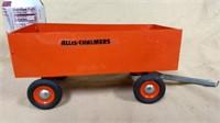 Allis-Chalmers Plastic Trailer