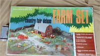 Brumberger Country Fair Set #853 w/Box