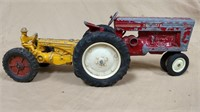 Tractor Lot 5 Pieces