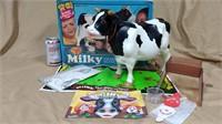 Milky The Marvelous Milking Cow