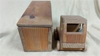 True Value Wood Semi & Blocks