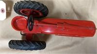 Plastic IH McCormick Farmall Tractor