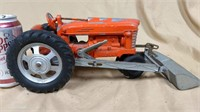 Hubley Tractor & Loader **