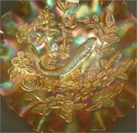 M'Burg Marigold Big Fish 3/1 Edge Bowl