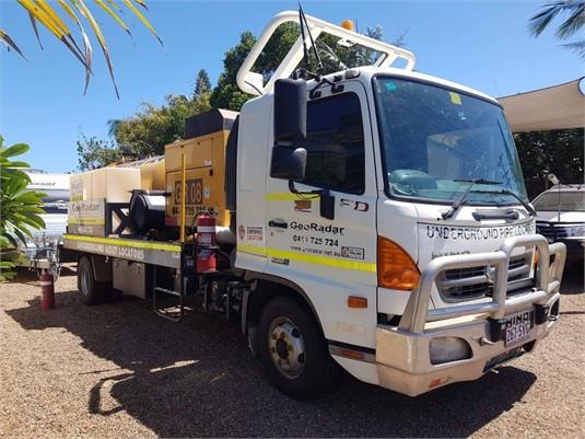 2012 Hino FD1124 - Trucks for Sale