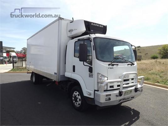 2012 Isuzu FSR850 - Trucks for Sale