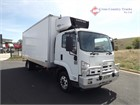 2012 Isuzu FSR850 Refrigerated