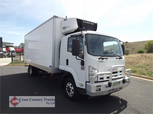 2012 Isuzu FSR850 Cross Country Trucks Pty Ltd - Trucks for Sale