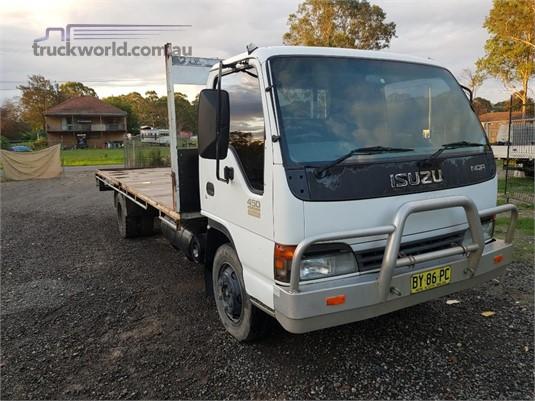 2004 Isuzu NQR 450 Long - Trucks for Sale