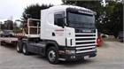 Scania R124 Prime Mover
