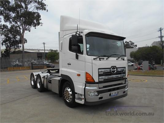 2013 Hino 700 Series - Trucks for Sale