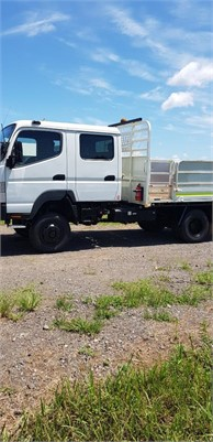 2013 Mitsubishi Fuso FG - Trucks for Sale