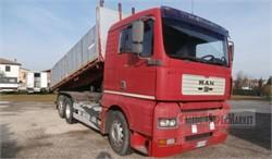 MAN TGA50.430  used