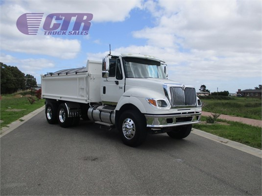 2007 International 7600 CTR Truck Sales - Trucks for Sale