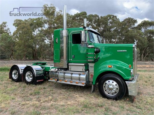 2017 Kenworth T909 - Trucks for Sale