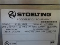 Stoelting F231 3-Selection Air-Cooled Fro-Yo Mache