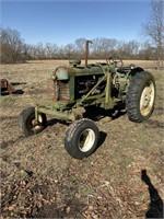 Preble County Farm Equipment Expo Auction