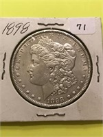 Hoagland Coin Auction - Near Complete Morgan Collection