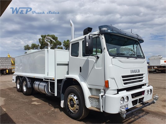 2013 Iveco Acco 2350G W & P Truck Sales - Trucks for Sale