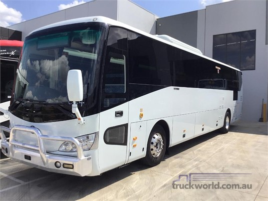 2015 Yutong 57 Seater Coach - Buses for Sale