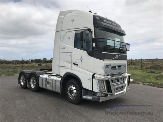 2015 Volvo FH540 Coast to Coast Sales & Hire  - Trucks for Sale