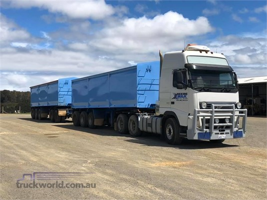 2012 Volvo FH13 Globetrotter - Trucks for Sale