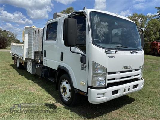 2009 Isuzu NQR 450 Crew - Trucks for Sale