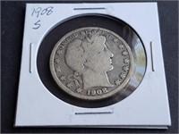 April's Coin Auction
