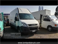 IVECO DAILY 35C17  used