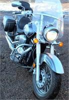 2009 Suzuki Boulevard C-50 Motorcycle (view 4)