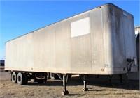 Fruehauf, 40', mdl FB9-F2-40 w/barn doors (view 1)