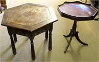 2- Vintage Side Tables