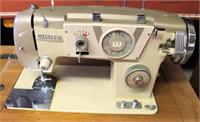 White Sewing Machine (view 2)