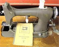 """Cromwell """"mdl B"""" Sewing Machine (view 2)"""