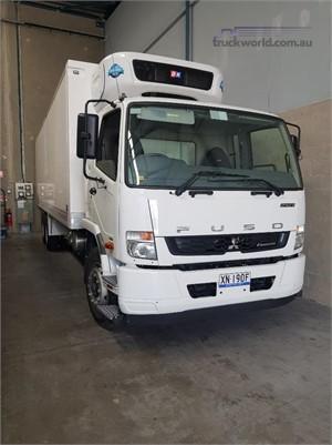 2018 Mitsubishi Fuso FIGHTER 2427 - Trucks for Sale