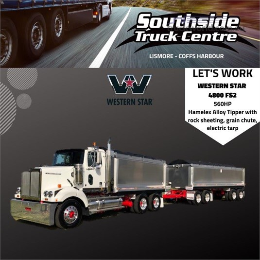2020 Western Star 4800FS2 - Trucks for Sale