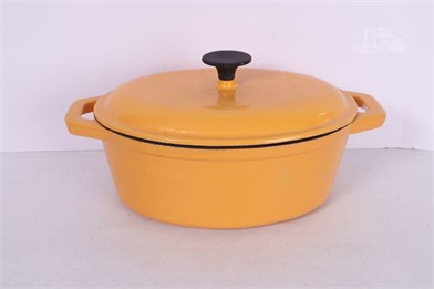 decorative indoor oval firewood standrack wood burner.htm yellow castware cast iron pot with lid other items for sale 1  yellow castware cast iron pot with lid