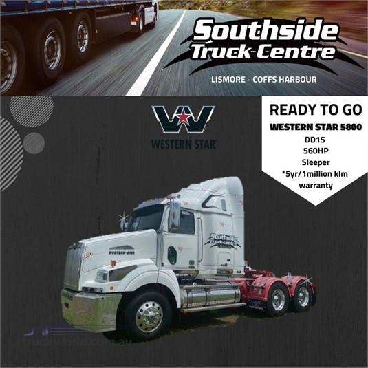 2019 Western Star 5800 - Trucks for Sale