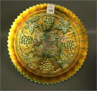 N'Wood Green G&C Old Rose Distillery Plate