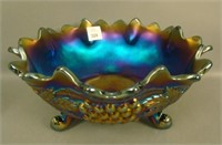 N'Wood Purple G&C Small Size  Ftd. Fruit Bowl